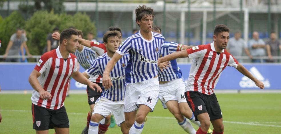Jornada en 2ªB: triunfos para Bilbao Athletic y Arenas