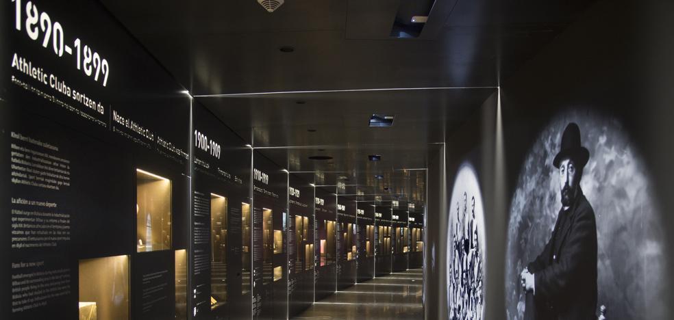 El Athletic ya tiene museo