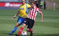 El Bilbao Athletic golea al Real Unión