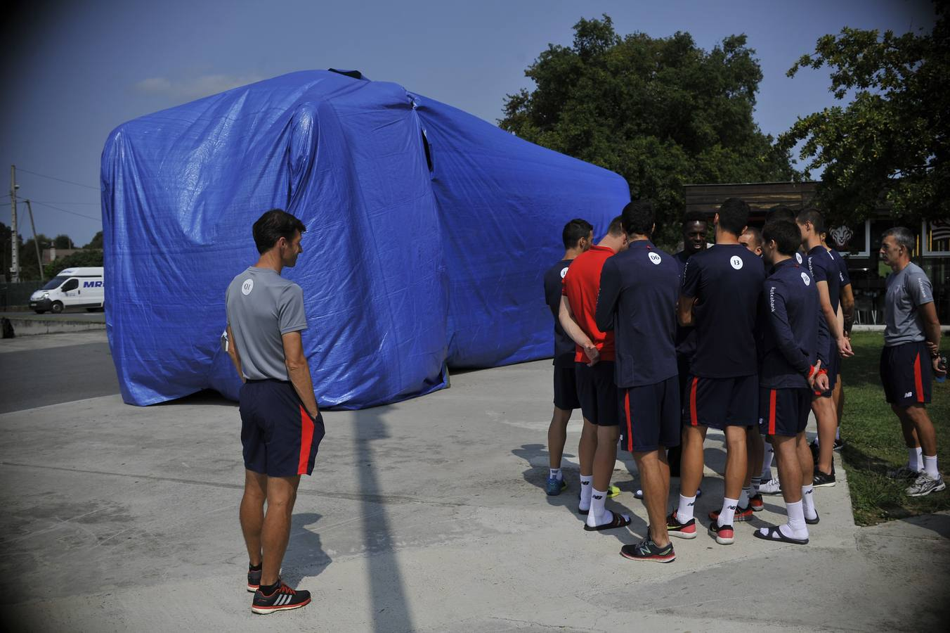 Así es el nuevo autobús del Athletic