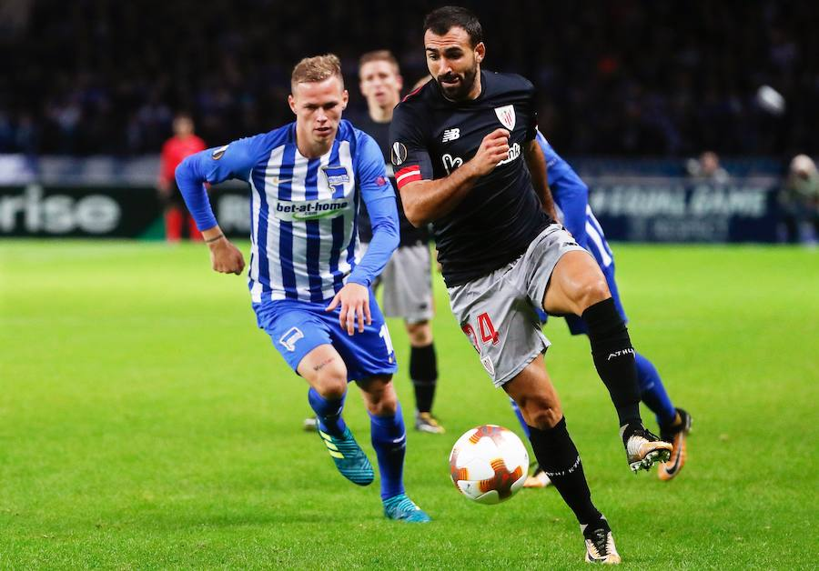 Las mejores fotos del Hertha- Athletic