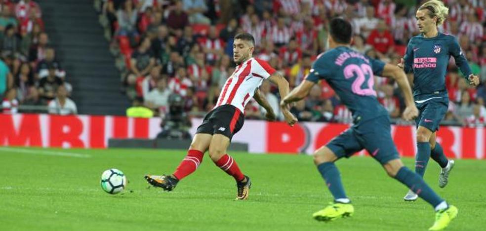 Athletic - Atlético en directo: La Liga 2017-18, online