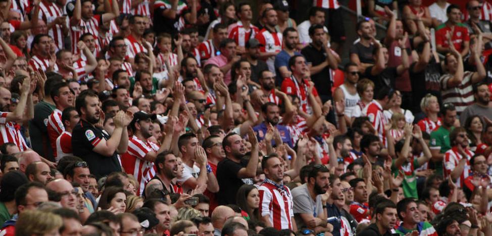 El Athletic mantendrá las cuotas a los socios para el próximo año