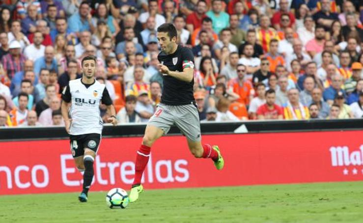 Las mejores imágenes del Valencia - Athletic de La Liga 2017