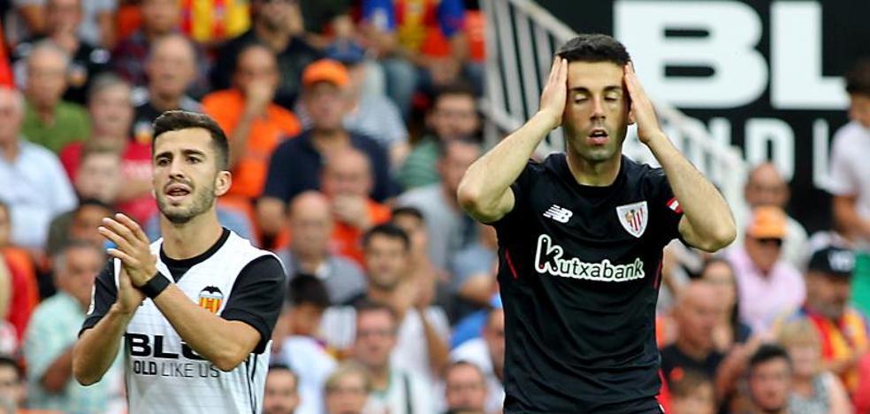 Buenas noticias para el Athletic pese a la derrota
