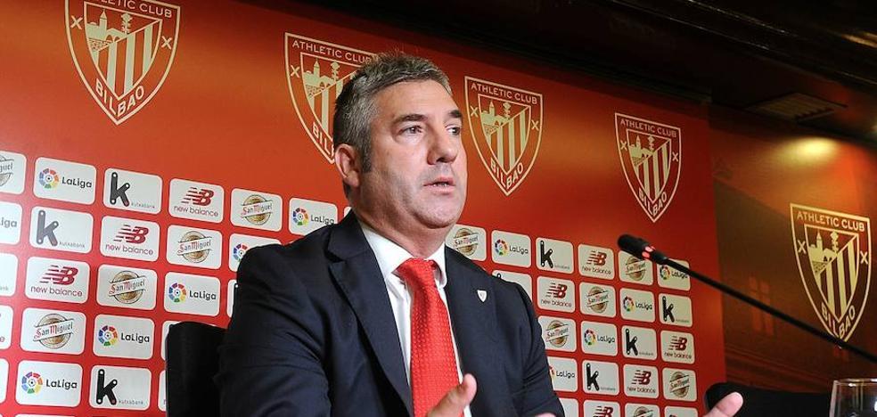 La directiva del Athletic confía en que la crisis deportiva no desvirtúe la asamblea de hoy