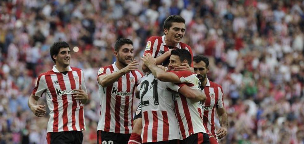 Athletic - Sevilla: en directo: Liga 2017-18, online
