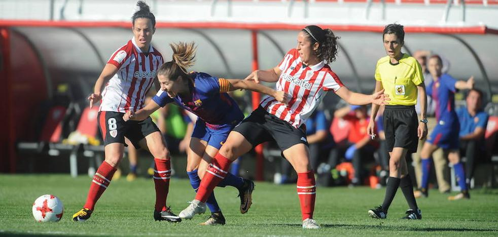 El Athletic femenino gana en Madrid y recupera la tercera plaza