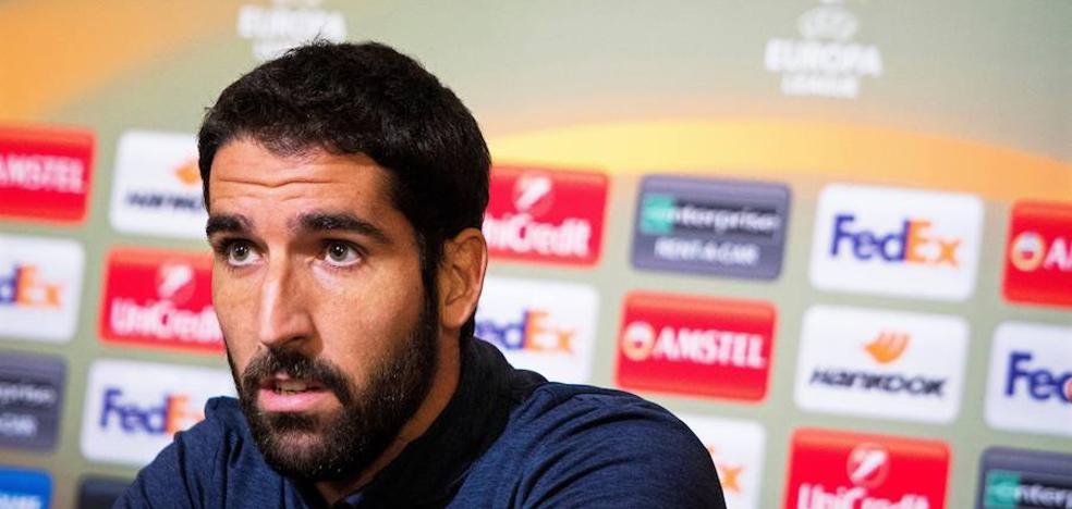 Raúl García: «Somos conscientes de la importancia del partido del Östersunds»