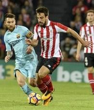 El Athletic solo supera a cinco equipos en la clasificación