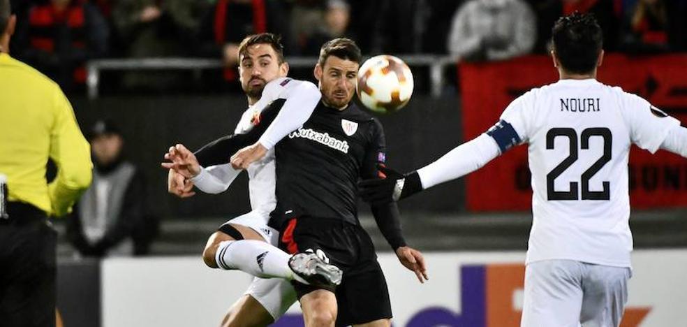 El Athletic afronta seis partidos en un mes que marcarán el rumbo de la temporada