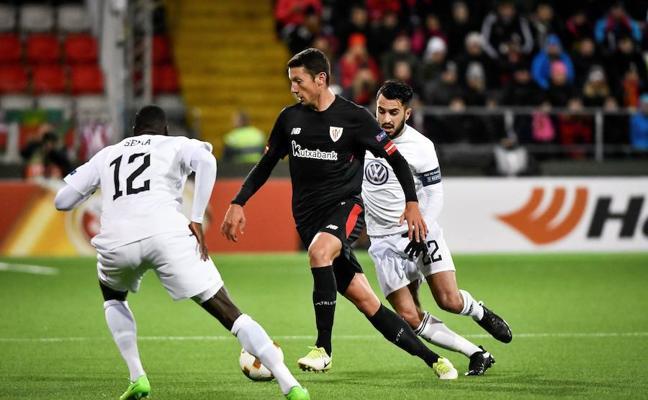 Sorpresa: el Athletic luce su segunda equipación en San Mamés
