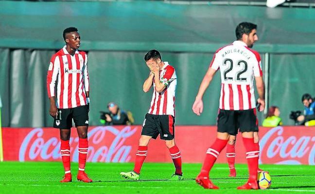 La deprimente racha del Athletic que sólo supera el vicecolista