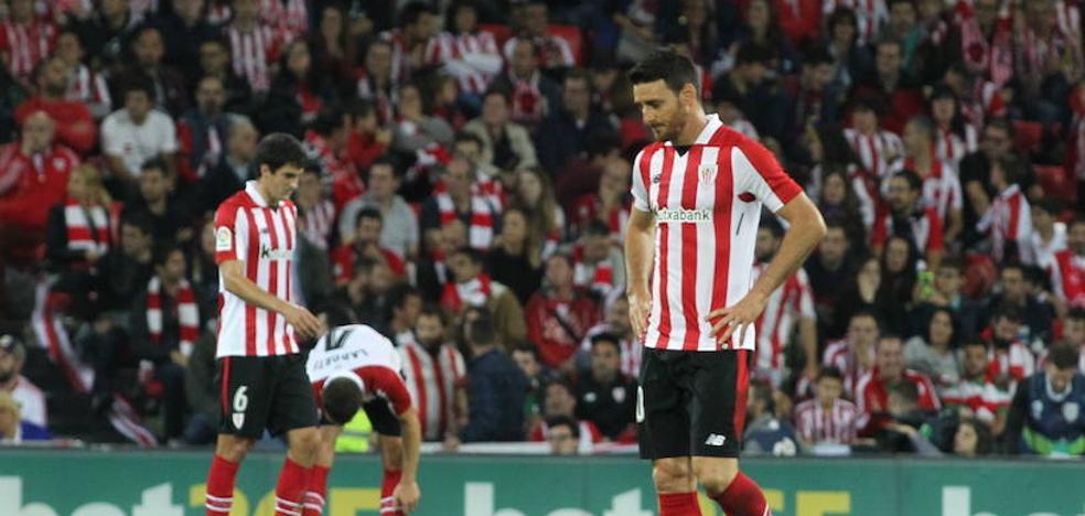 El Athletic, obligado a remontar tras su peor inicio liguero en una década