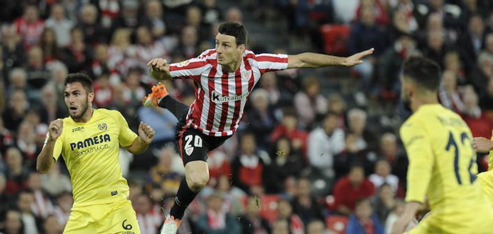 El Athletic no conoce la derrota ante el Villarreal en el nuevo San Mamés