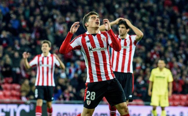 El Athletic, a cinco puntos del infierno