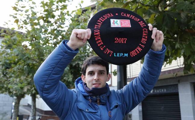 Altuna hará el saque de honor en el Athletic-Real Madrid