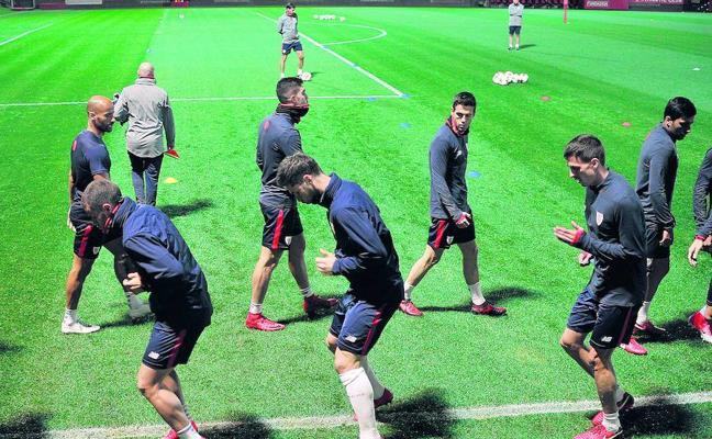 El Athletic necesita ganar hoy al Hertha para seguir vivo en Europa