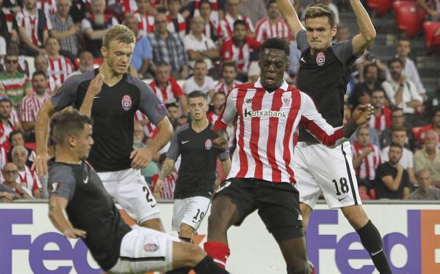 Las entradas para el Zorya-Athletic tendrán un precio entre 4 y 7 euros