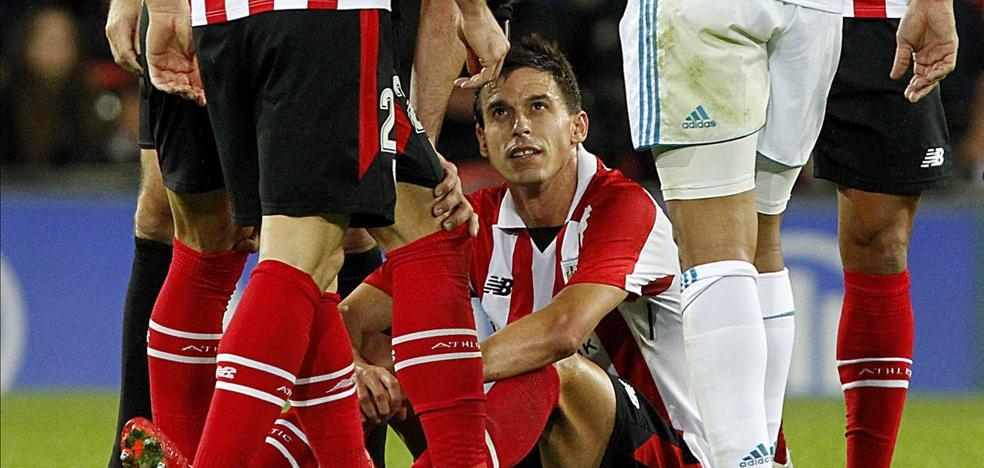 Iturraspe y De Marcos, lesionados