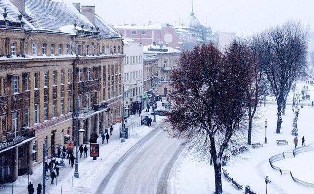 Contra el Zorya, el hielo y la nieve