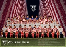 Póster Oficial del Athletic Club 2017 - 2018