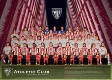 Póster Oficial del Athletic Club 2017 - 2018