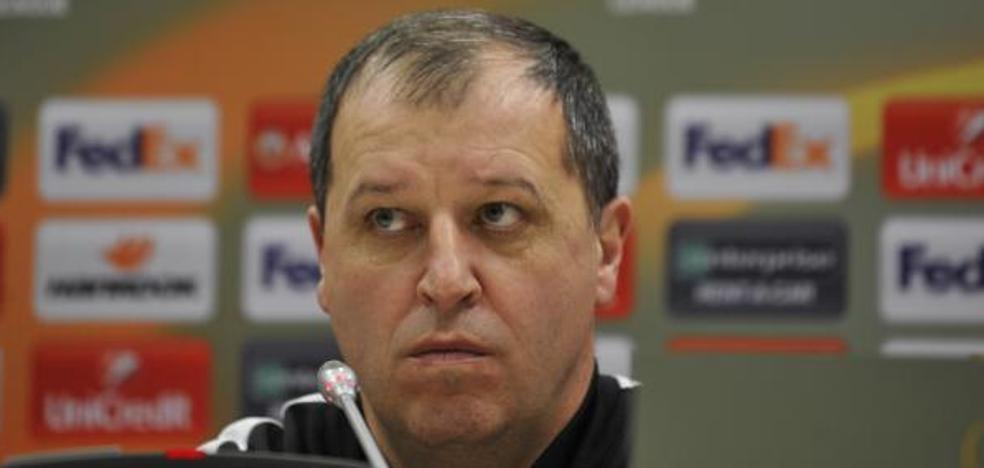 Entrenador del Zorya: «Hay que vigilar bien a Aduriz y Raúl García»