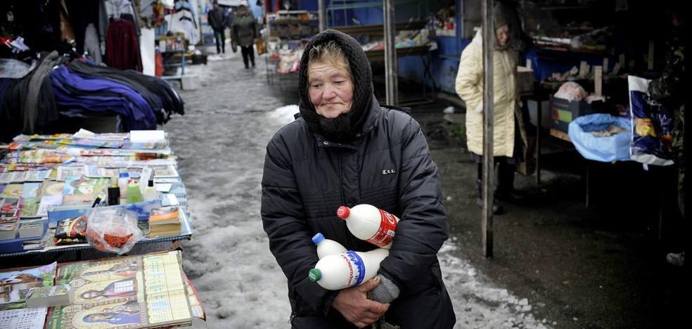 Ivankiv, la capital de Chernóbil
