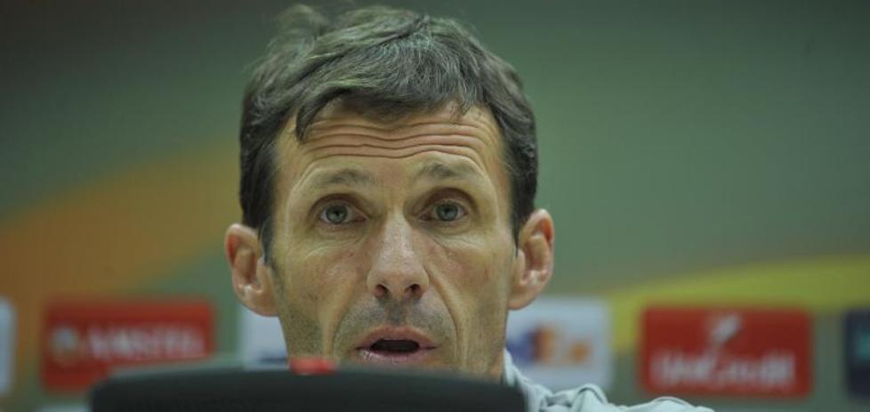 «Este equipo nunca se rinde», elogia Ziganda