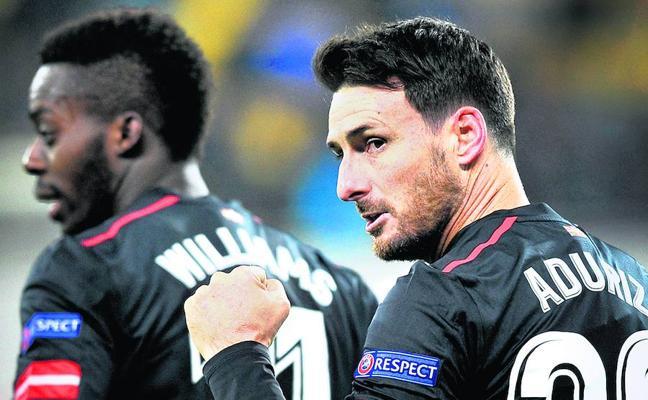 La Europa League deja al Athletic de momento más de 11 millones
