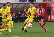 Triunfo del Bilbao Athletic para seguir mirando hacia arriba
