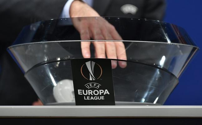 Sorteo de los dieciseisavos de la Europa League, en directo
