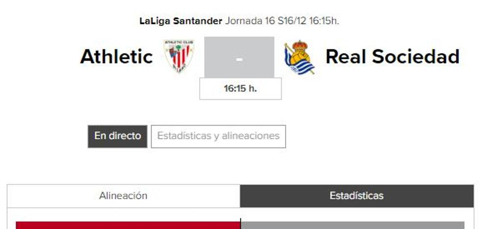 Athletic - Real Sociedad: horario y TV