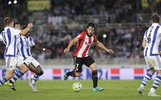 Beñat regresa a la lista del Athletic para el derbi