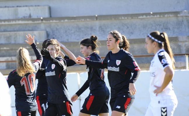 El Athletic femenino se fortalece ganando en Albacete