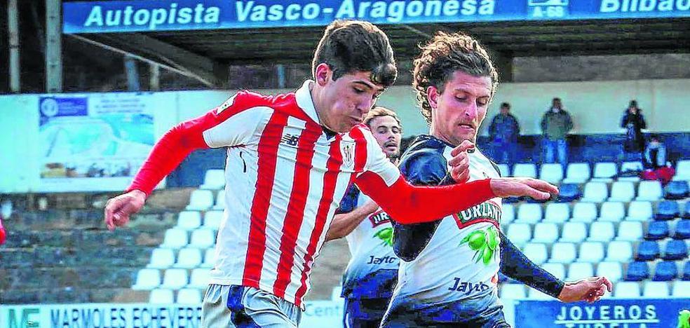 El Bilbao Athletic cierra la primera vuelta en play-off