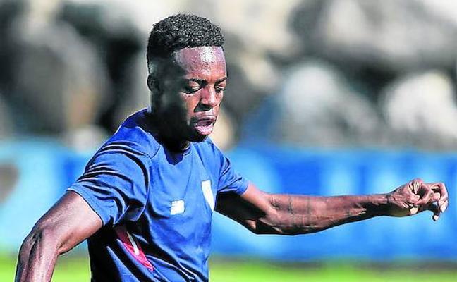 El Athletic quiere imponer a Williams la cláusula más alta de la plantilla