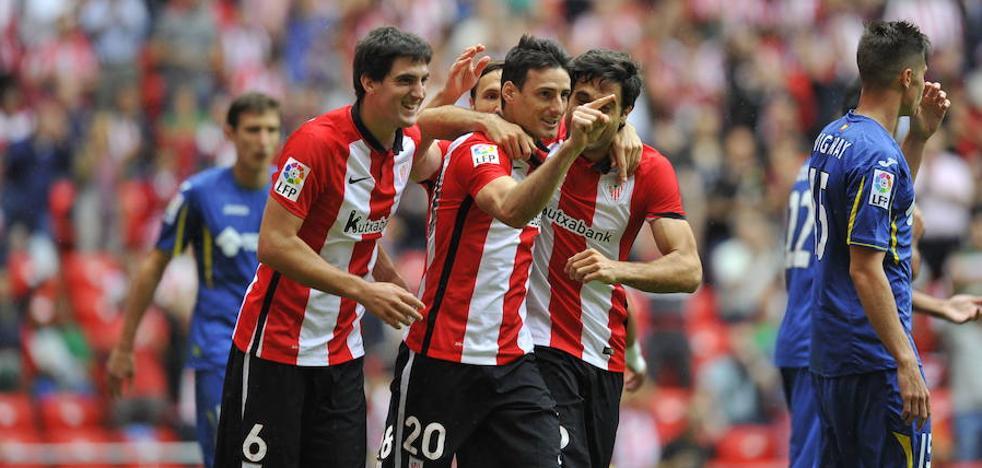 Segundo viernes liguero para el Athletic: contra el Getafe, el 19 de enero a las 21.00 horas