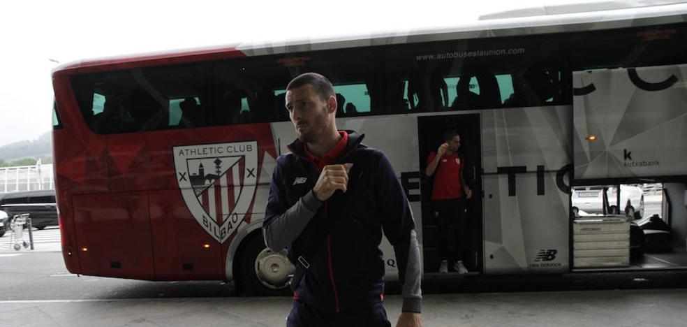 El Athletic viajará a Moscú dos días antes de la ida ante el Spartak