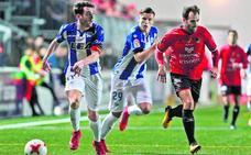 Ibai Gómez: «Tenemos que aprovechar en San Mamés nuestra dinámica positiva»