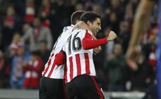 El Athletic marca su primer gol de la temporada de córner