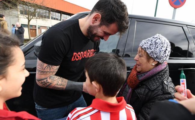 Iago Herrerín, rojiblanco hasta 2021: «Ha sido algo rápido y sencillo»