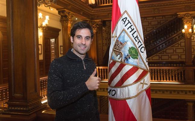 Etxeita: «Siempre he esperado al Athletic»