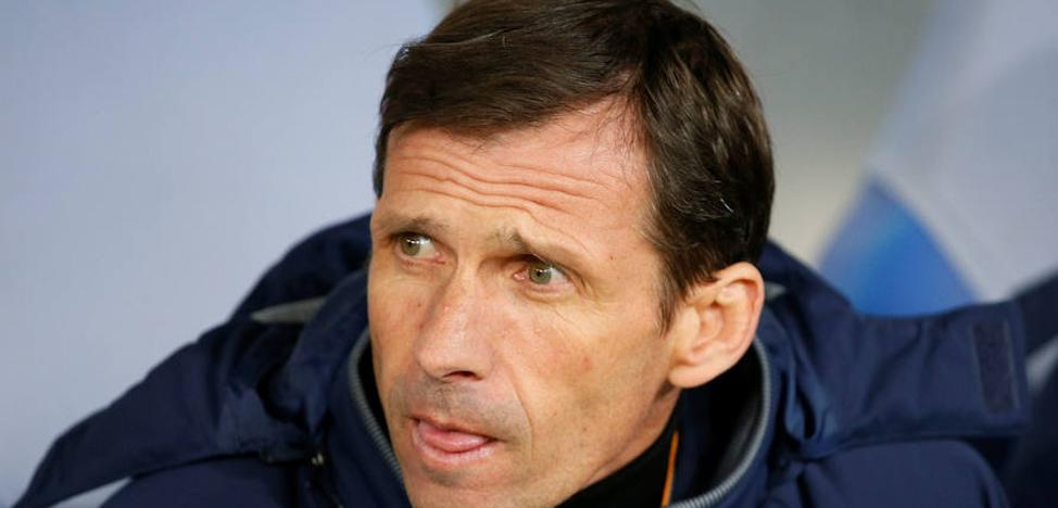 Ziganda, ante el duelo con el Espanyol: «Somos mucho más sólidos y fuertes»