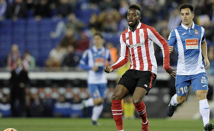 Espayol-Athletic, en imágenes