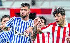 El Bilbao Athletic impone su pegada en el derbi