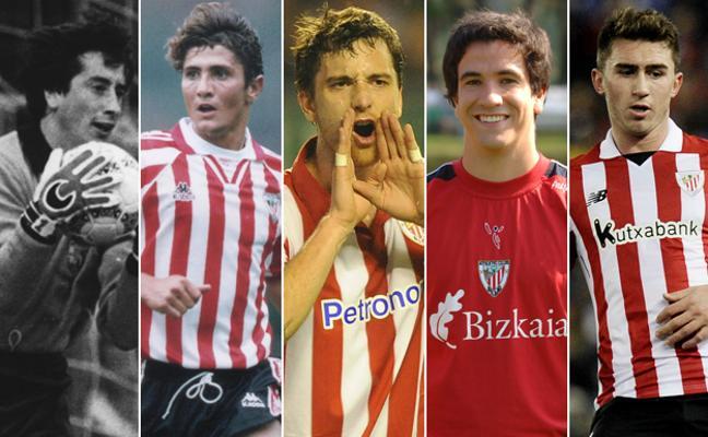 Cristian Ganea, el sexto jugador del Athletic nacido en el extranjero en los tiempos modernos