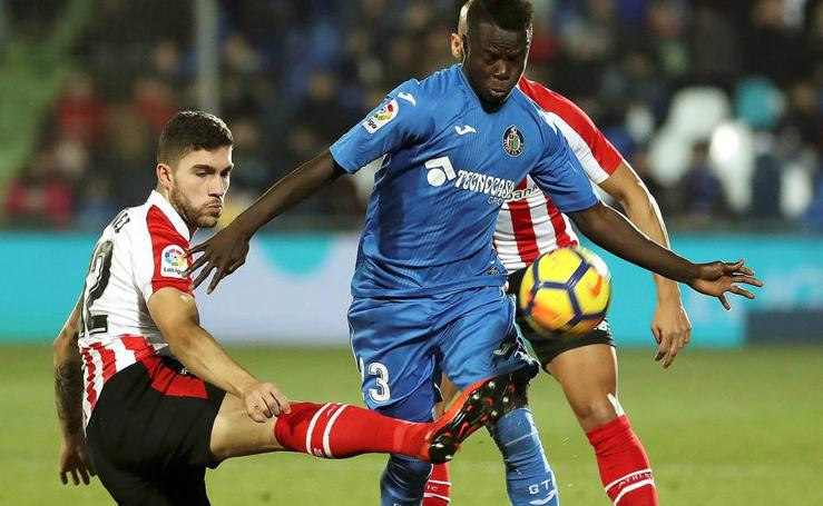 Fotos: Getafe - Athletic