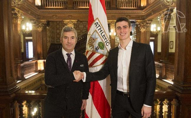 Kepa renueva con el Athletic hasta 2025 con una cláusula de 80 millones